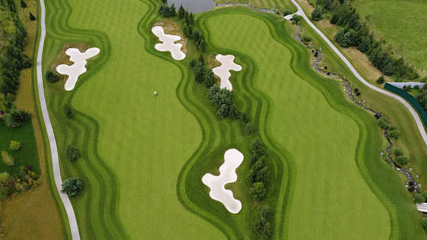 Agalarov Golf Club #9_1